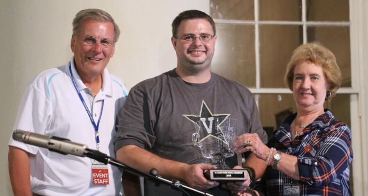 Bill Jones, 53nd Fiddle Champ