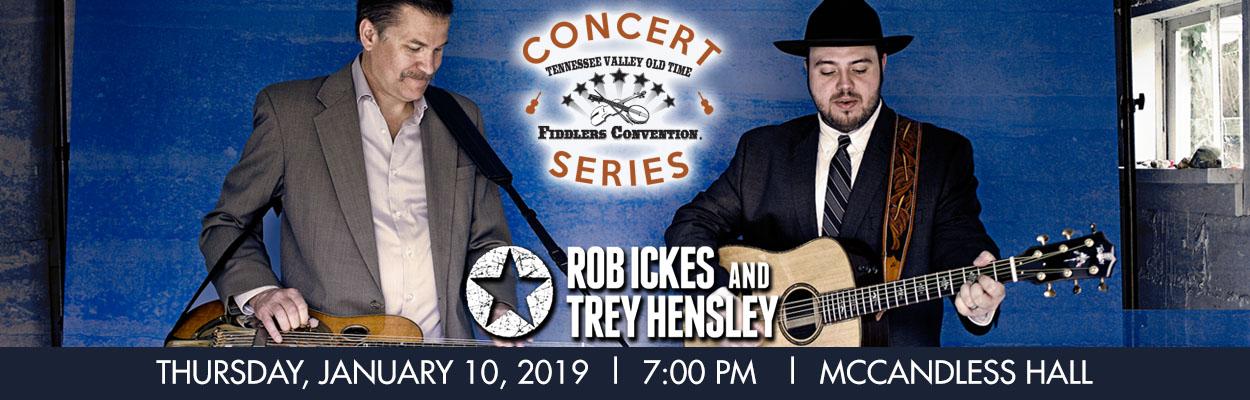 Rob Ickes & Trey Hensley
